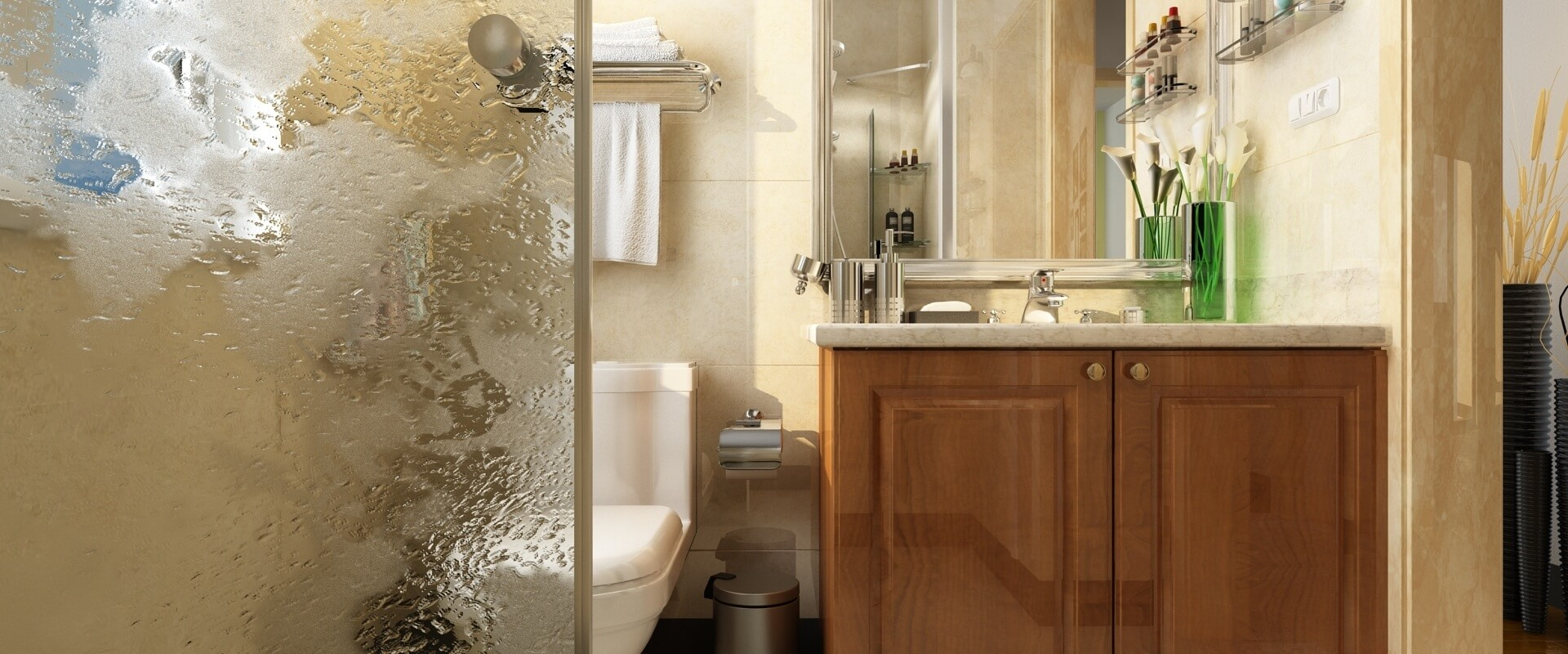 The key elements of a perfect master bathroom interior for Perfect master bathroom