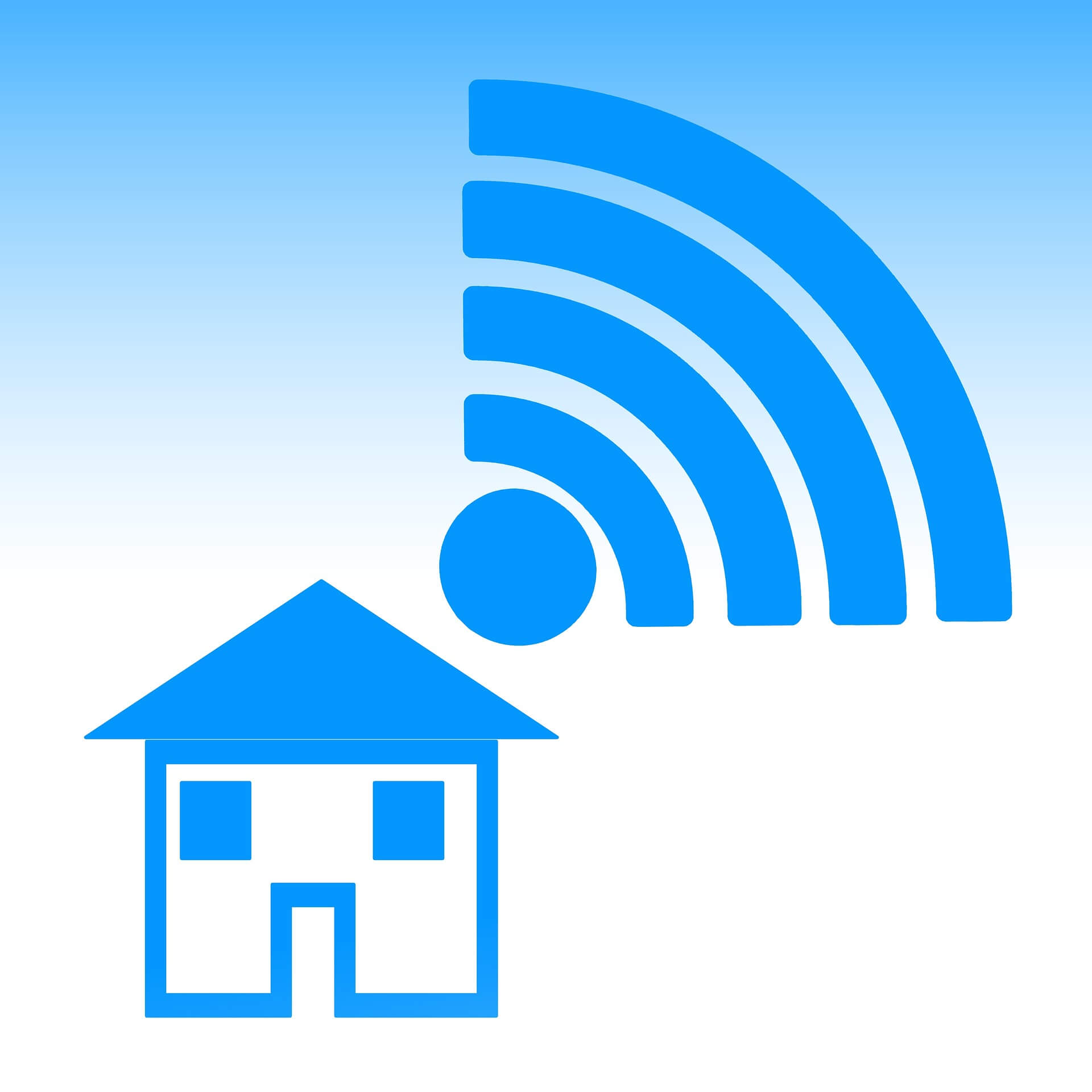 Tips to buy the best wireless home security system for Home wifi architecture