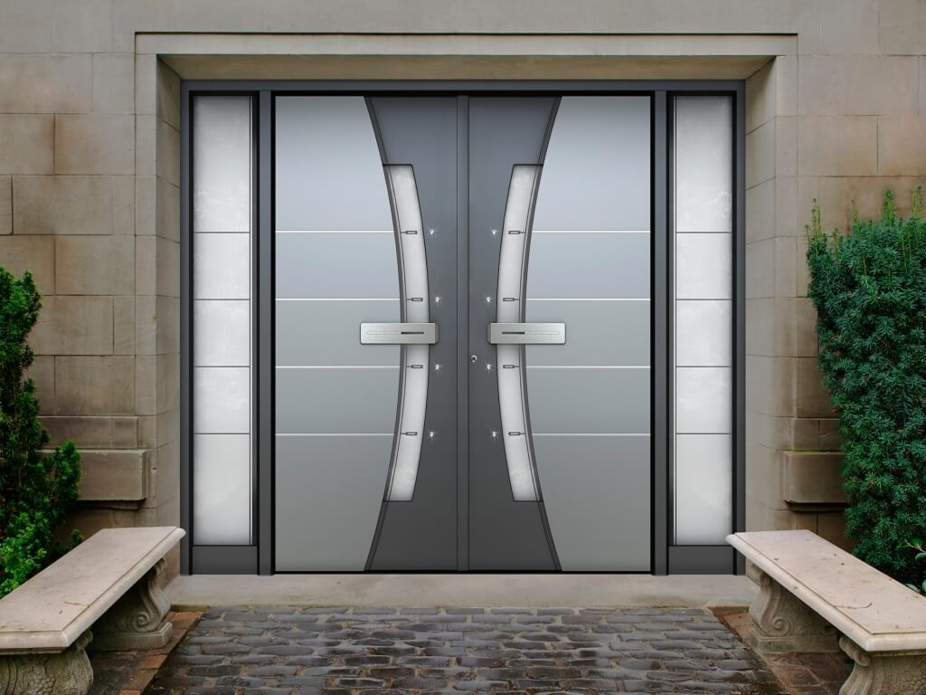 Doors Design: 5 Advantages Of Owning An Aluminium Front Door
