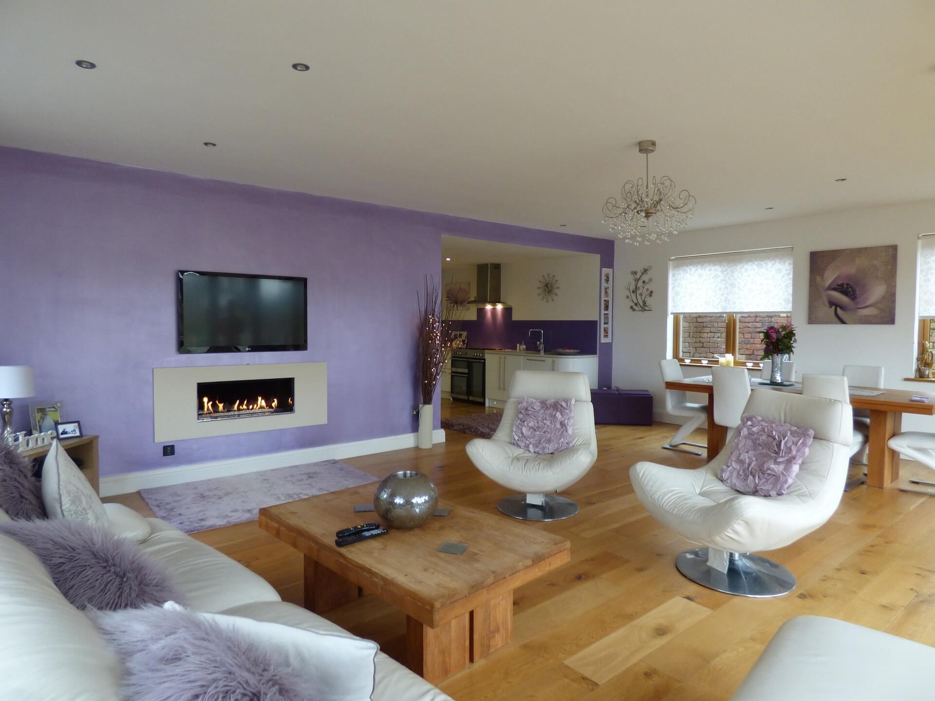Convenient Interior Design Tips For A More Comfortable Home ...