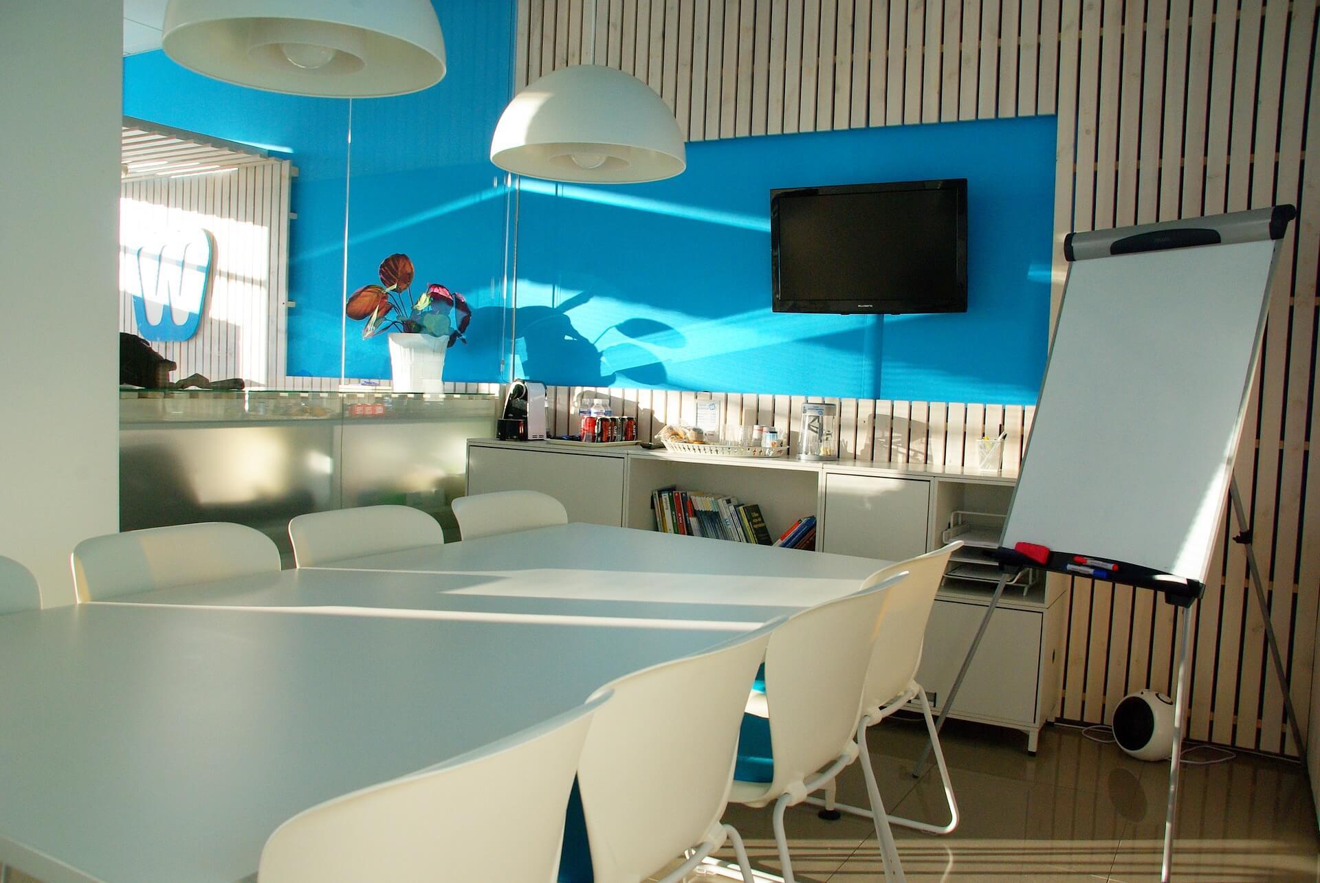 The Impact of Daylighting on fice Design – Interior Design