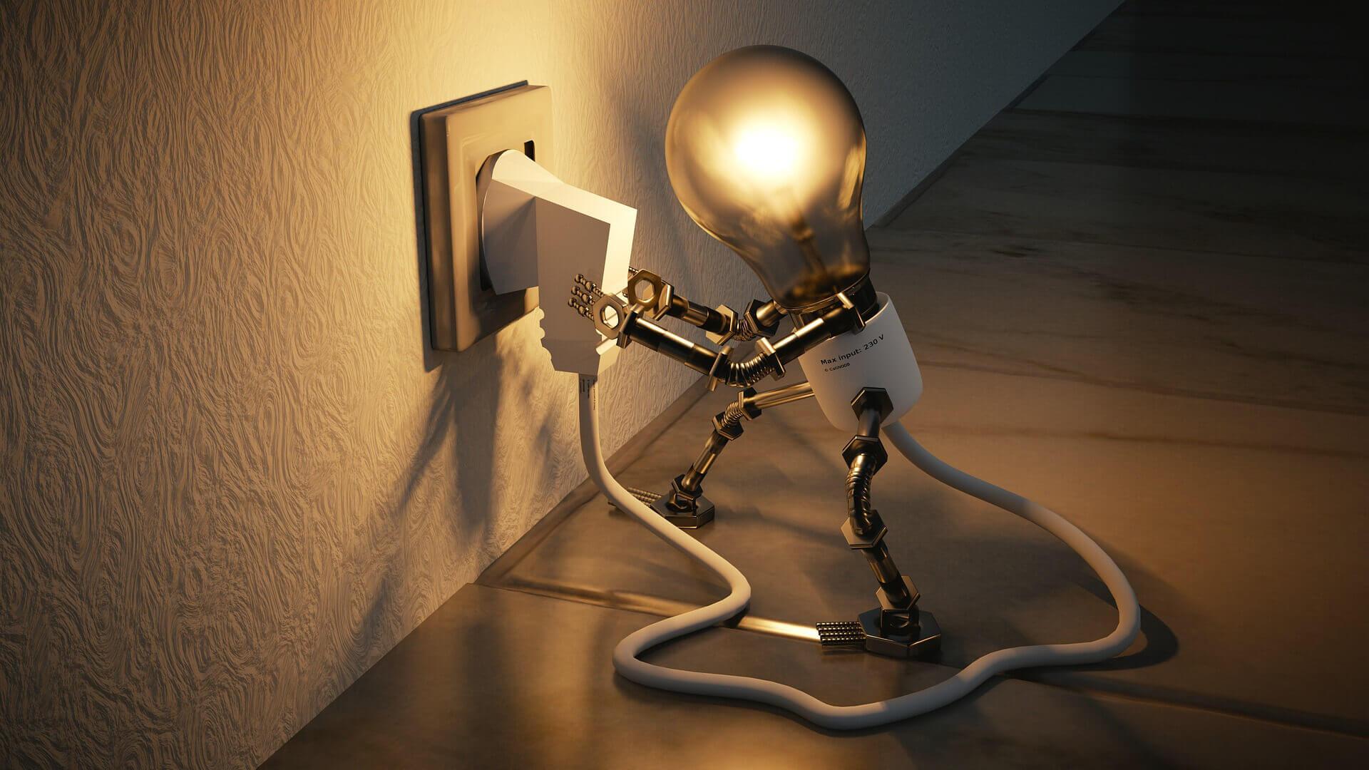 Inteligent Light Bulb