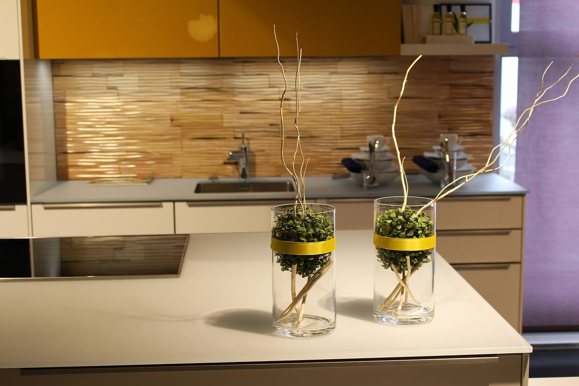4 Creative Ways Use Wallpaper In The Kitchen Interior Design Design News And Architecture Trends