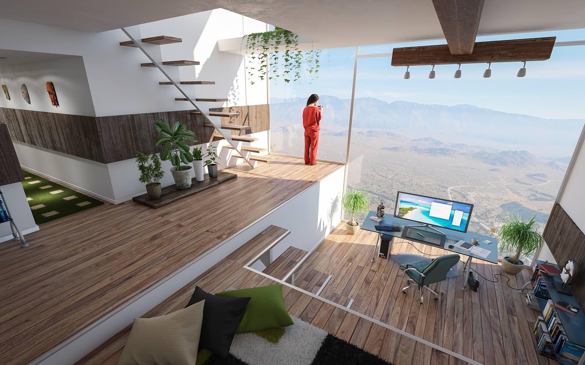 How To Design Your Dream Home Office Interior Design